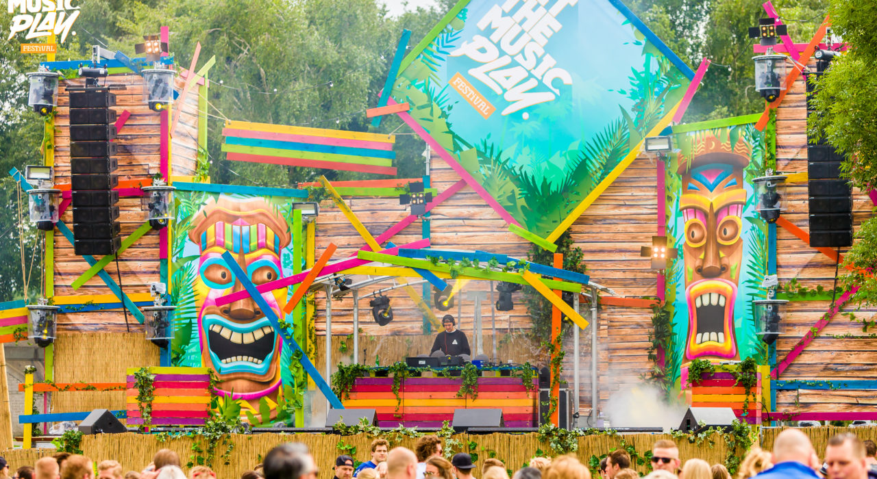 Let The Music Play Festival 2016